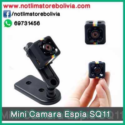 Mini Camara SQ11 - Precio: 200Bs