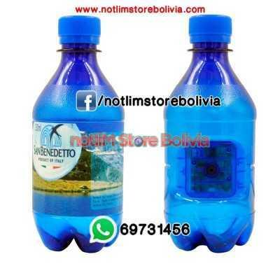 Botella Camara Espia 1080p - Precio: 450Bs