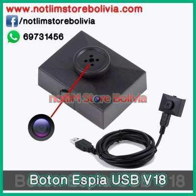 Boton Espia USB V18 - Precio: 400Bs