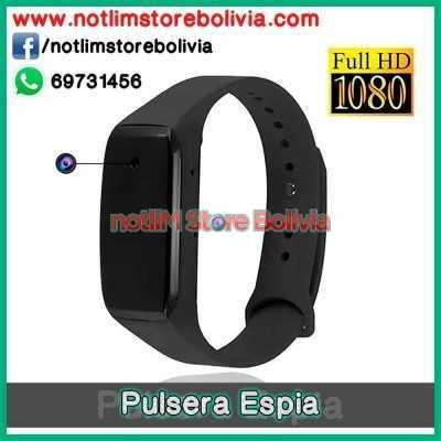 Pulsera Espia Full HD - Precio: 400Bs