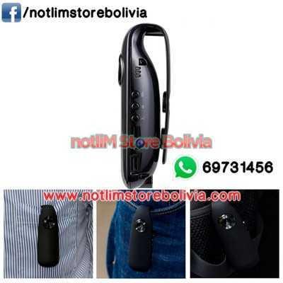 Clip Body Camara Espia Full HD - Precio: 400Bs