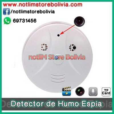 Detector de Humo Espia - Precio: 300Bs