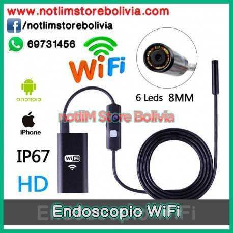 Endoscopio WiFi - Precio: 300Bs