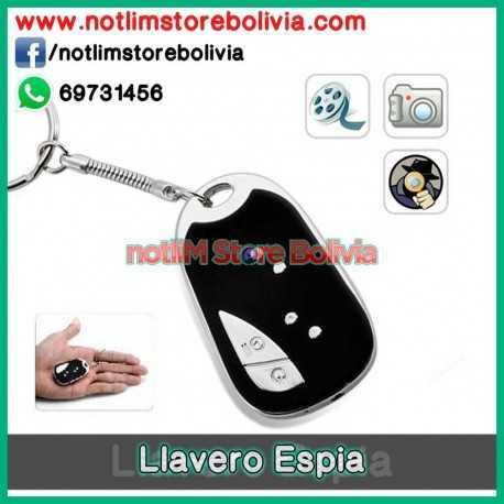 Llavero de Auto Espia - Precio: 250Bs