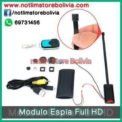 Modulo Camara Espia Full HD - Precio: 500Bs