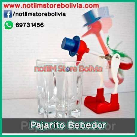 Pajarito Bebedor - Precio: 70Bs