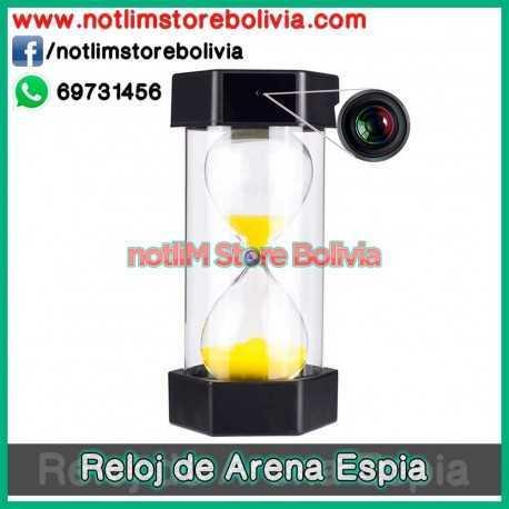 Reloj de arena Espia - Precio: 400Bs