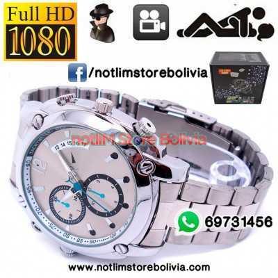 Reloj Espia M2 Full HD con Vision Nocturna - Precio: 400Bs