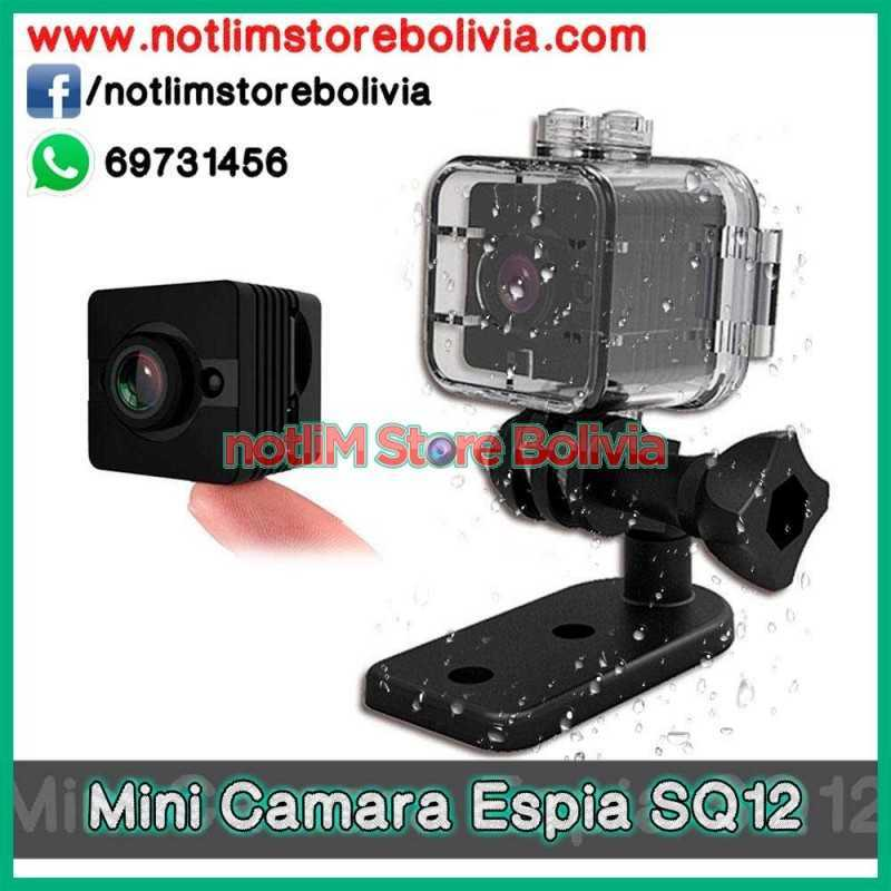 Mini Camara SQ12 - Precio: 350Bs