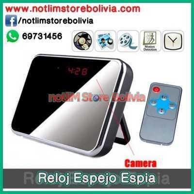 Reloj Espejo Espia - Precio: 450Bs