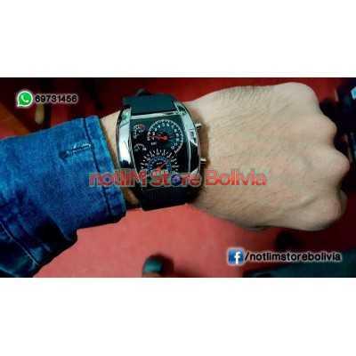 Reloj Tipo Tacometro - Precio: 100Bs