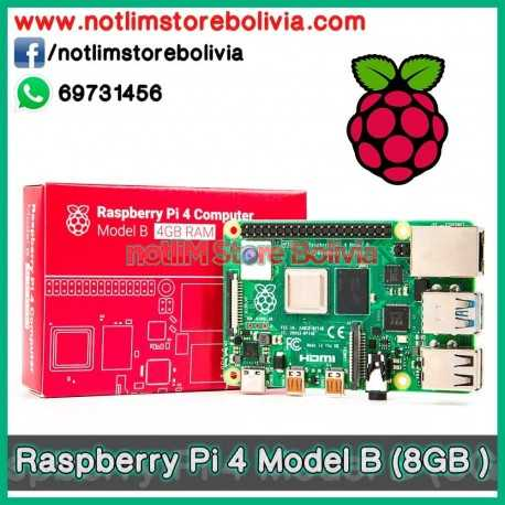 Kit Raspberry Pi 4 Modelo B (8GB RAM)