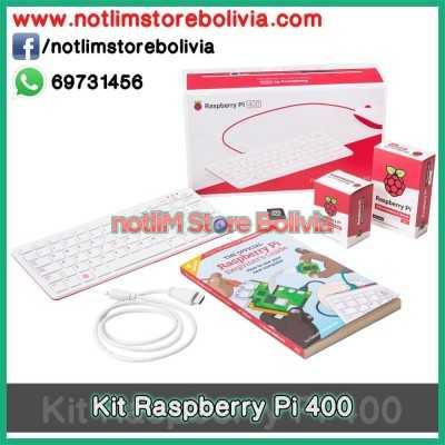 kit Raspberry Pi 400 - Precio: 1,400.00